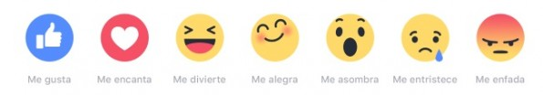 """¡Estos son los nuevos botones de Facebook! ¡Mucho más que un """"me gusta""""!"""