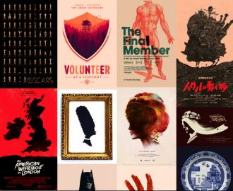 Los increíbles pósters de Olly Moss